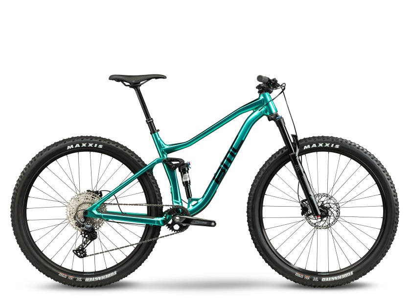 BMC - Speedfox AL TWO (Deore 1x12) Metalic Jade 2021