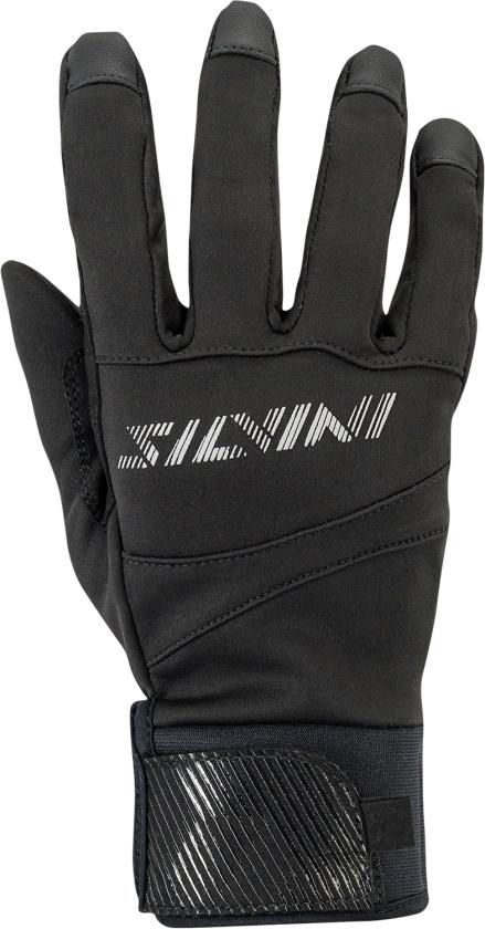 SILVINI - softshell rukavice FUSARO black