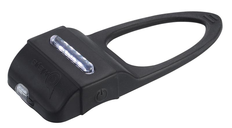 OWLEYE - světlo přední Highlux M5 dobíjecí černé