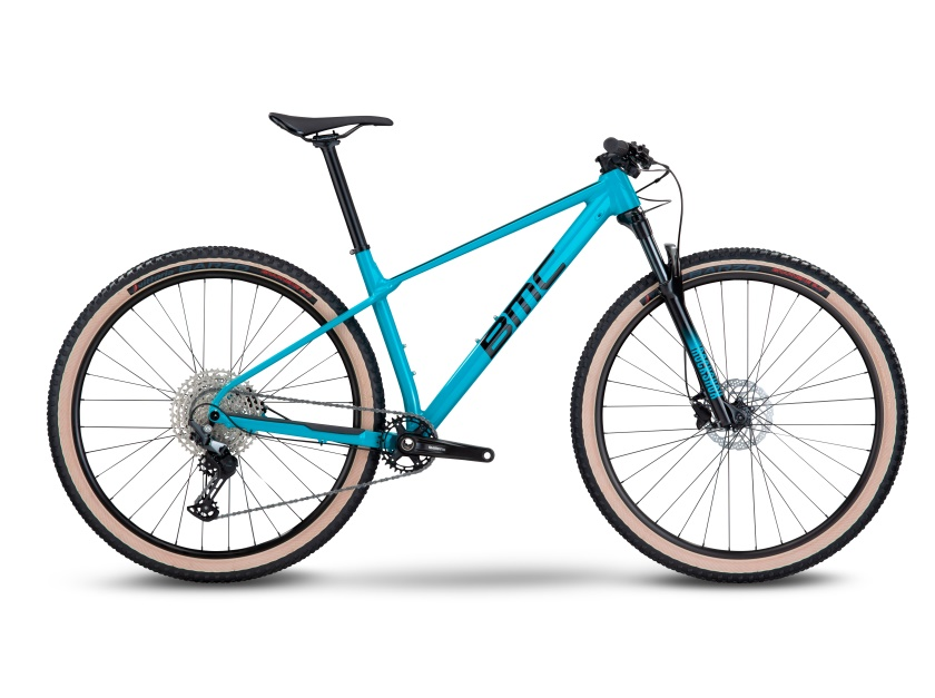 BMC - Twostroke AL TWO Turquoise/Black 2022
