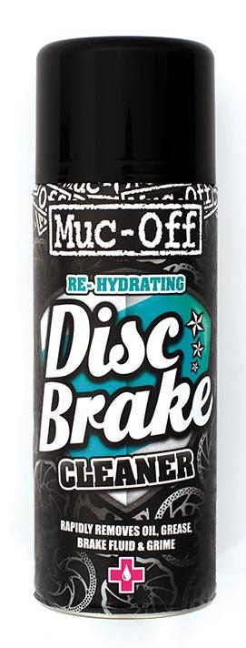 MUC-OFF - čistič brzd Disc Brake Cleaner 400ml