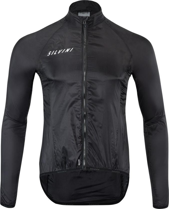 SILVINI - Pánská bunda ultra light Montilio black