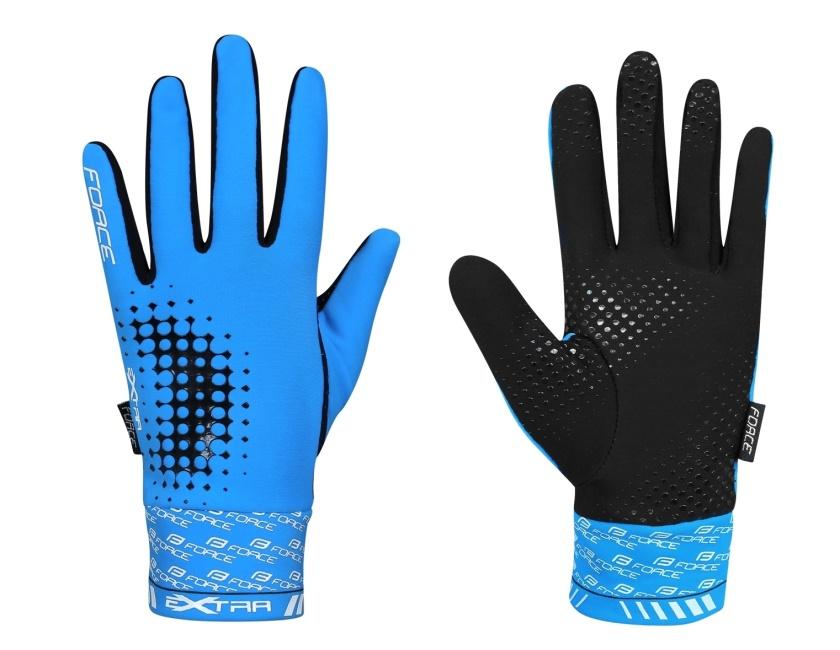 FORCE - rukavice F EXTRA 17, jaro-podzim