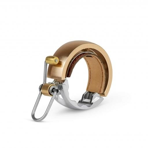 KNOG - zvonek Oi Bell LUXE Oi LUXe velký Brass