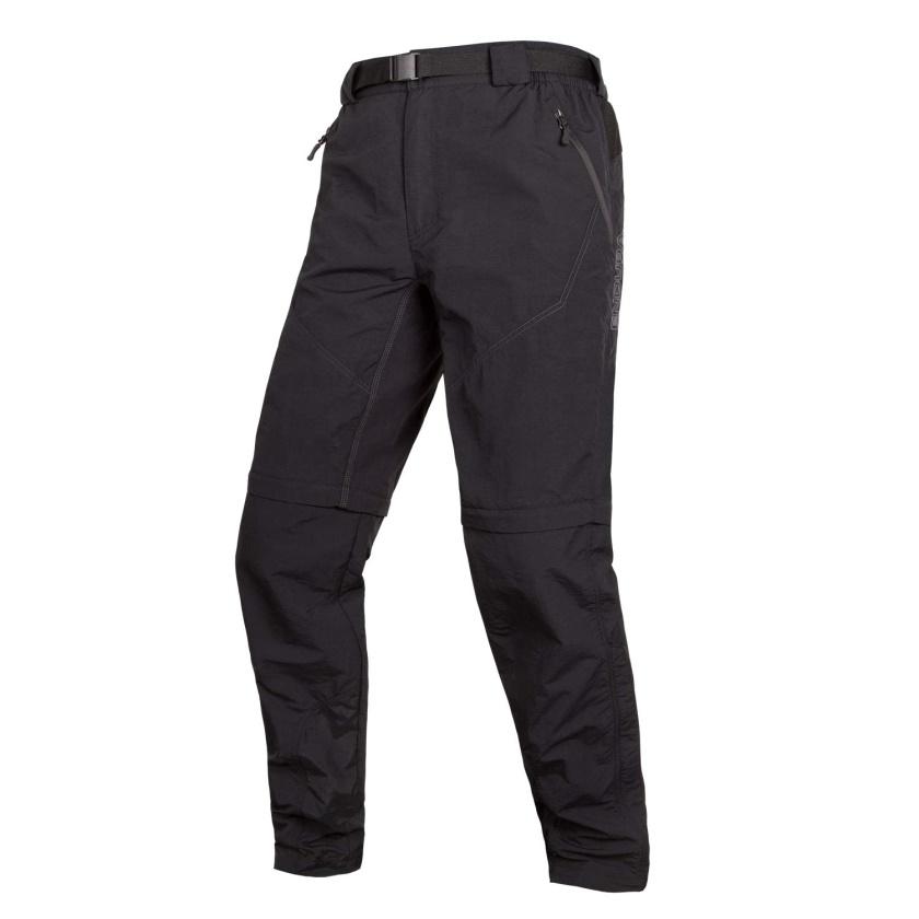 ENDURA kalhoty Hummvee Zip-off Black