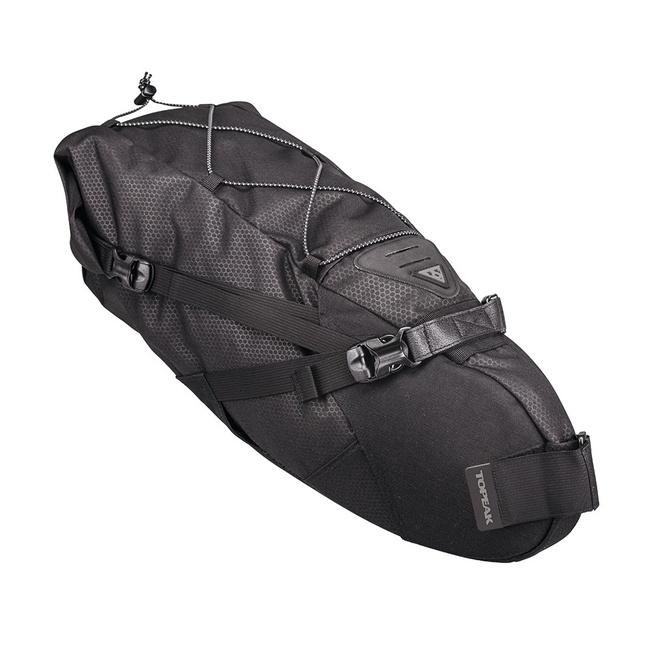 Topeak bikepacking Backloader rolovací brašna na sedlovku 15l - Topeak BackLoader 15l