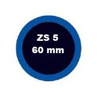 FERDUS - záplaty ZS 5 pr.60mm balení 5ks