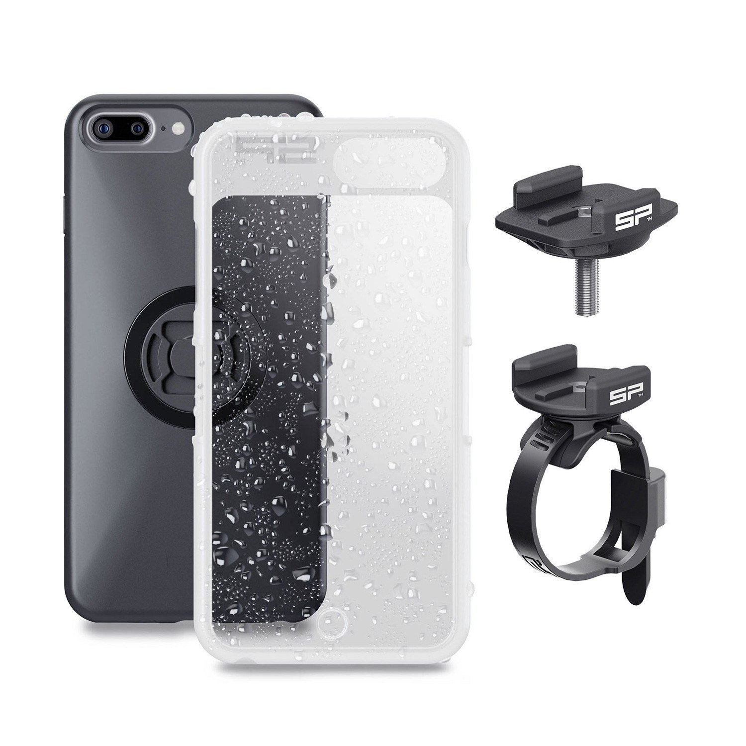 SP Connect Bike Bundle iPhone 8+/7+/6s+/6+ - Držáky sada SP Bike Bundle Iphone a Samsung iphone 7+/6s+/6+
