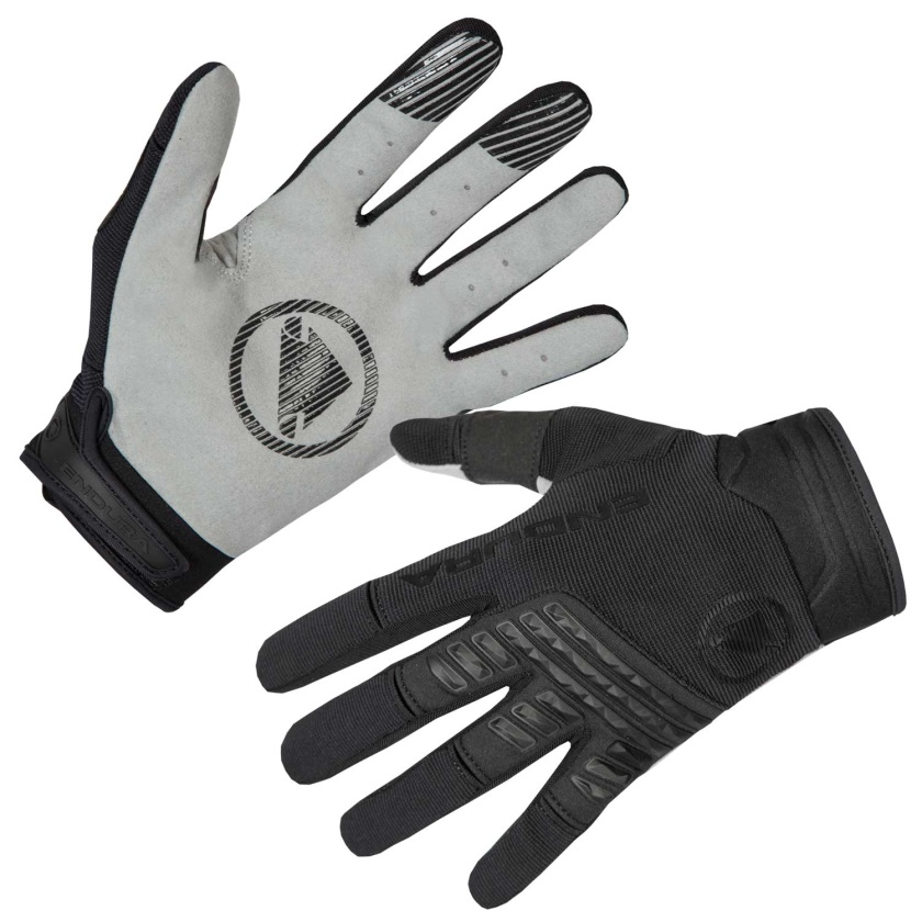 ENDURA - SingleTrack Glove: Black