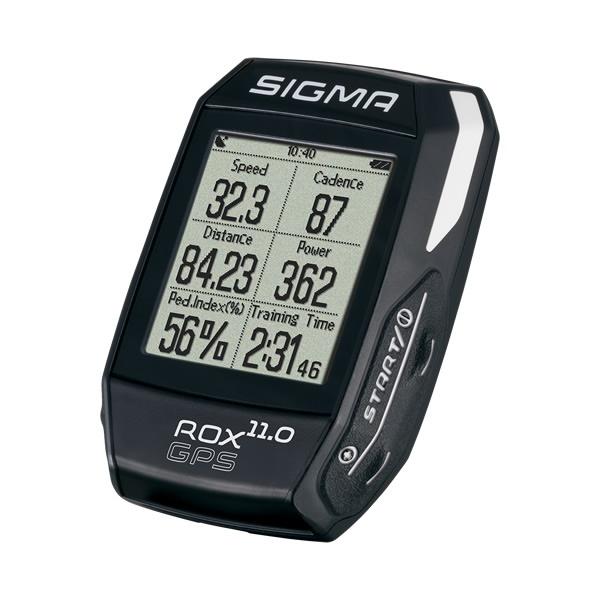 SIGMA ROX 11.0 GPS Basic, černá