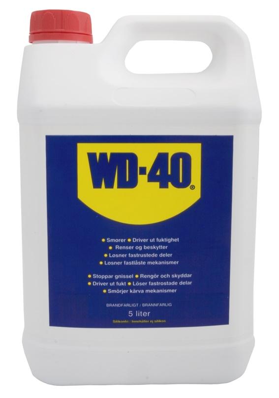 WD - olej WD-40 5l kanystr
