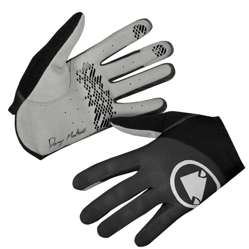 ENDURA - rukavice Hummvee Lite Icon černá