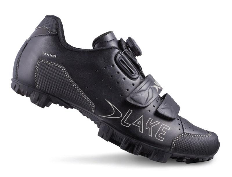 LAKE - tretry MX168 černé