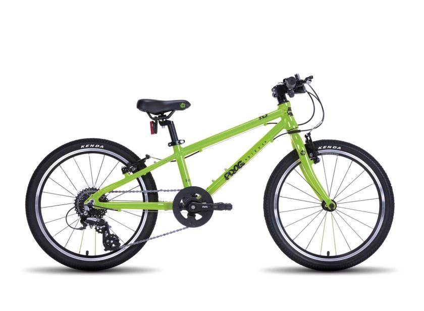 """FROG - dětské kolo 52 zelené 20"""" 2021"""