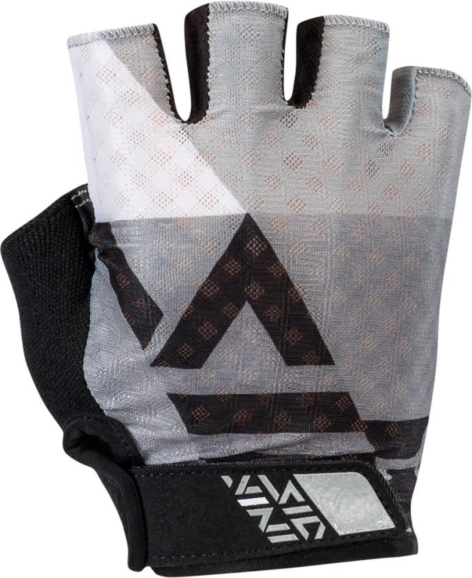 SILVINI - cyklo rukavice ANAPO charcoal-black