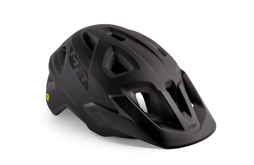 MET - helma ECHO MIPS černá matná