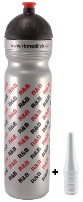 RB - lahev R+B 1 l UNI stříbrná