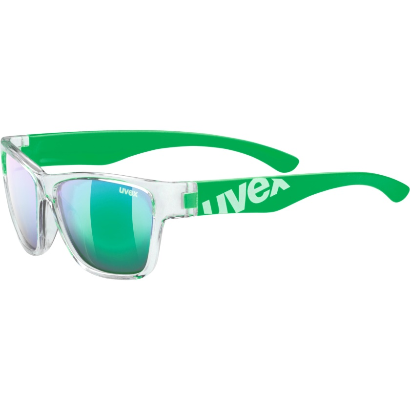 UVEX - brýle SPORTSTYLE 508 CLEAR GREEN