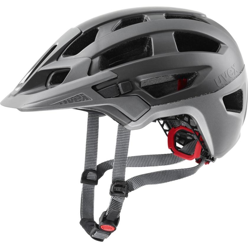 UVEX - helma FINALE 2.0 GREY MAT