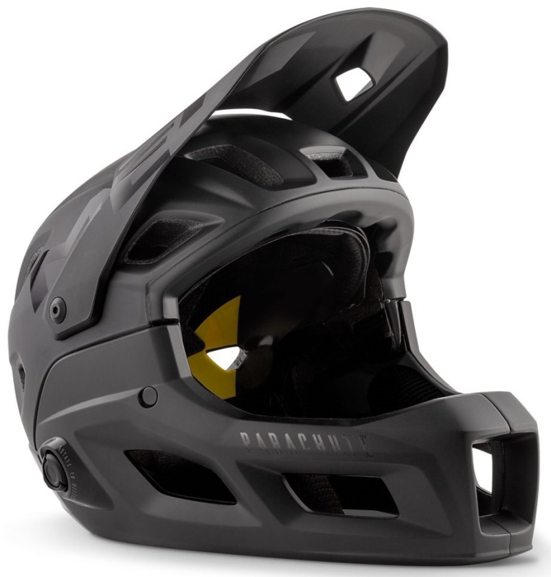 MET - helma PARACHUTE MCR MIPS černá