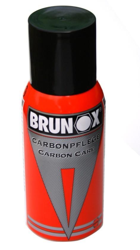 BRUNOX - olej Carbon mazací a čistící spray na karbon 125ml