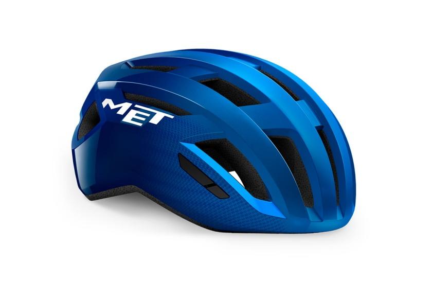 MET - helma VINCI MIPS modrá MET -alická lesklá