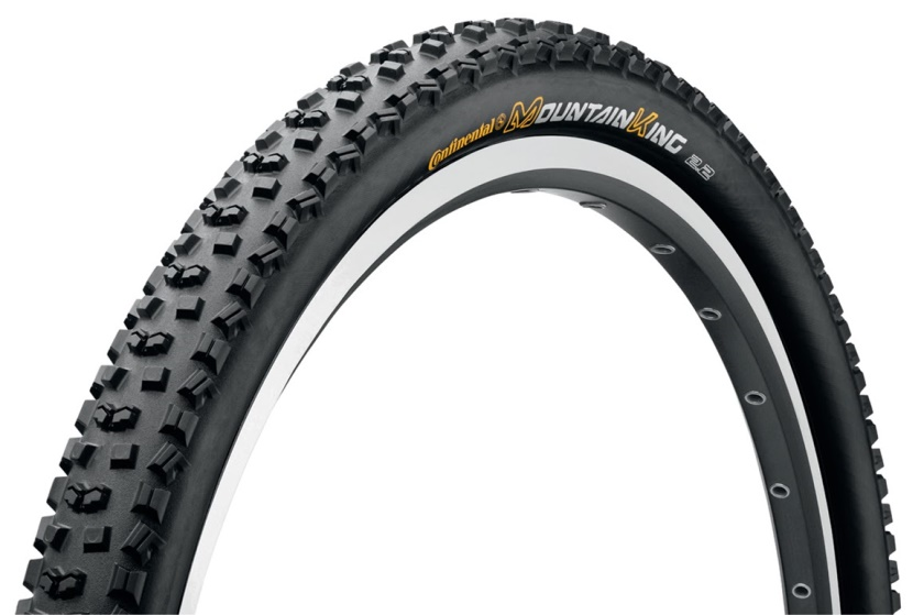 CONTINENTAL Mountain King RS, kevlar - 2,2x29
