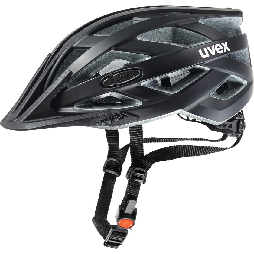UVEX - helma I-VO CC BLACK MAT