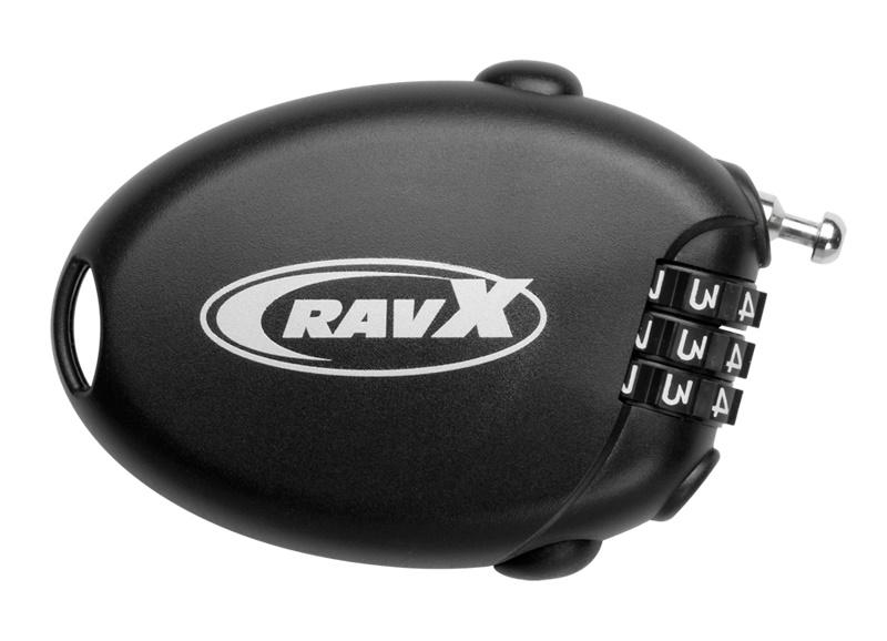 RAVX - lankový zámek Combo X Pocket