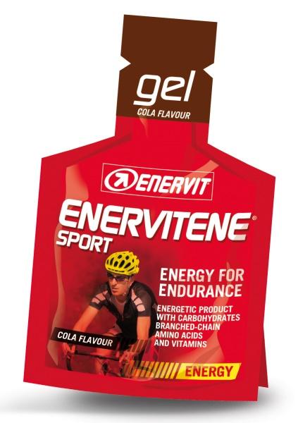 ENERVIT - Enervitene Sport gel cola (25ml)