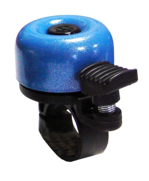 VELOBEL - zvonek mini sv.modrý