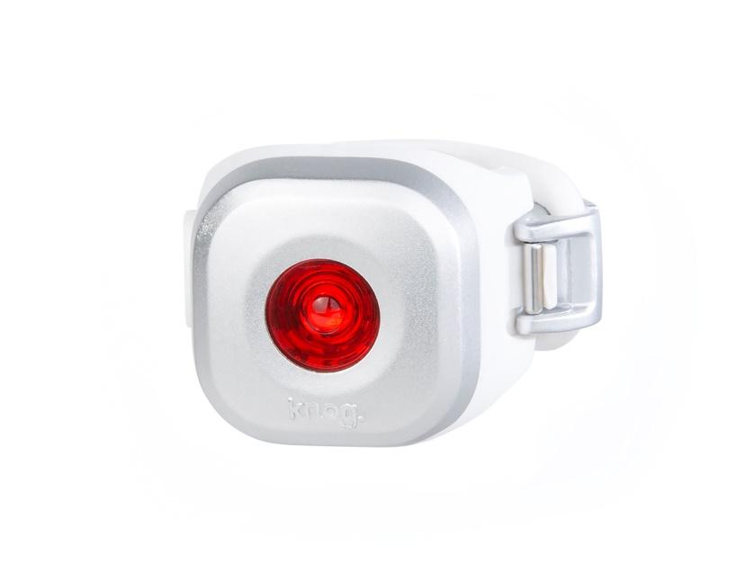 KNOG - Světlo Blinder MINI - Blinder MINI Dot Rear Silver