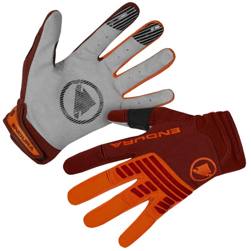 ENDURA - SingleTrack Glove tangerine
