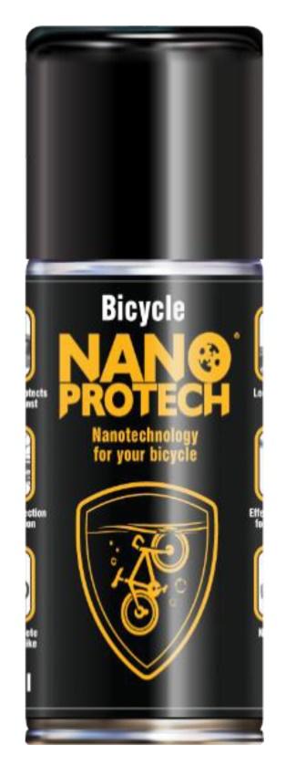 NANOPROTECH - olej Bicycle 150ml
