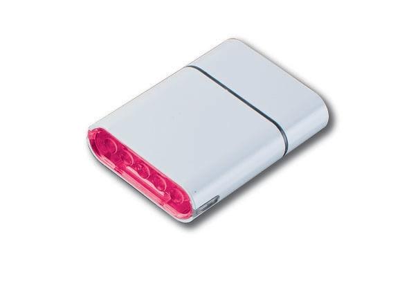 OWLEYE - světlo zadní Highlux 5 s USB dobíjením bílé