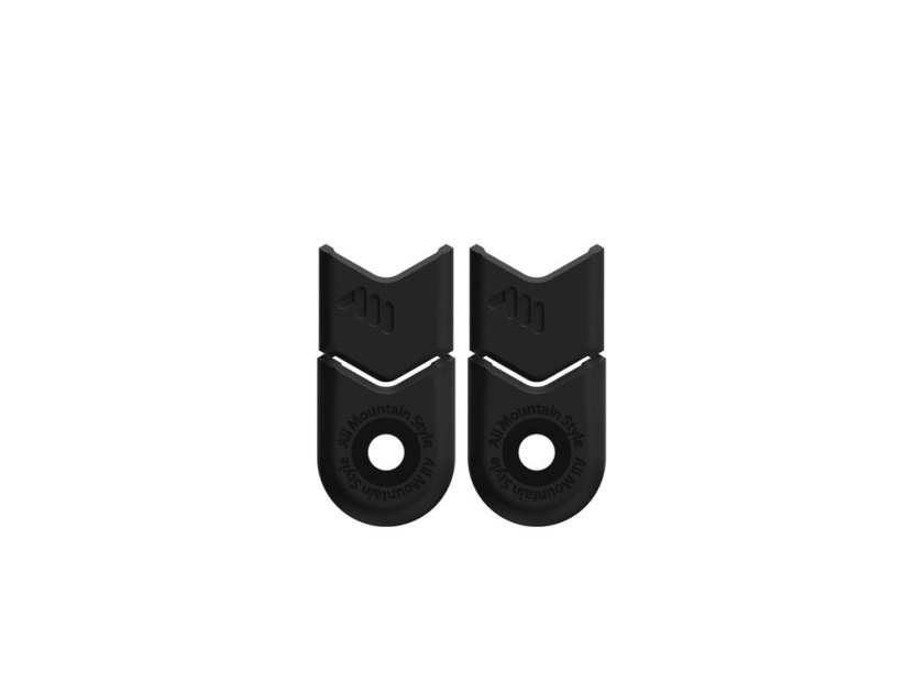 AMS - ochranné botky na kliky - černá