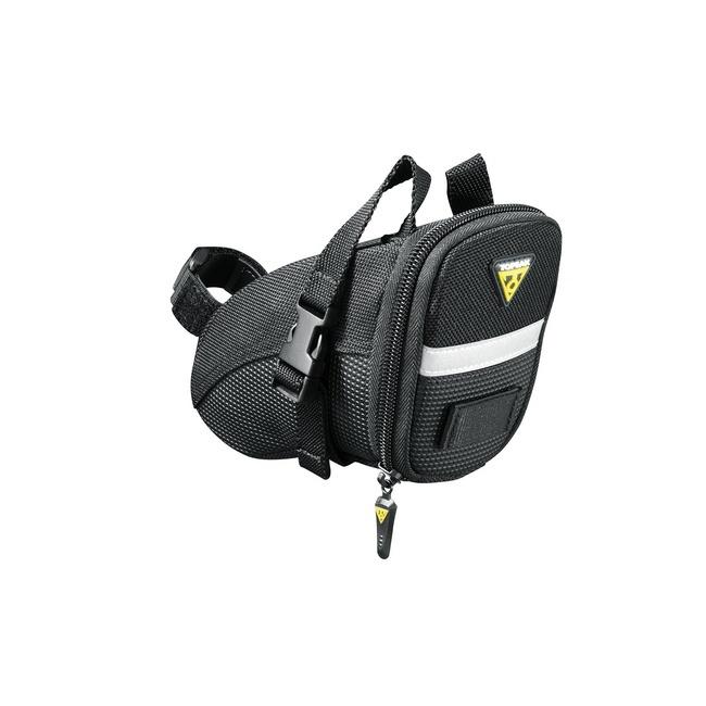 TOPEAK - brašna podsedlová AERO WEDGE PACK Small pásky
