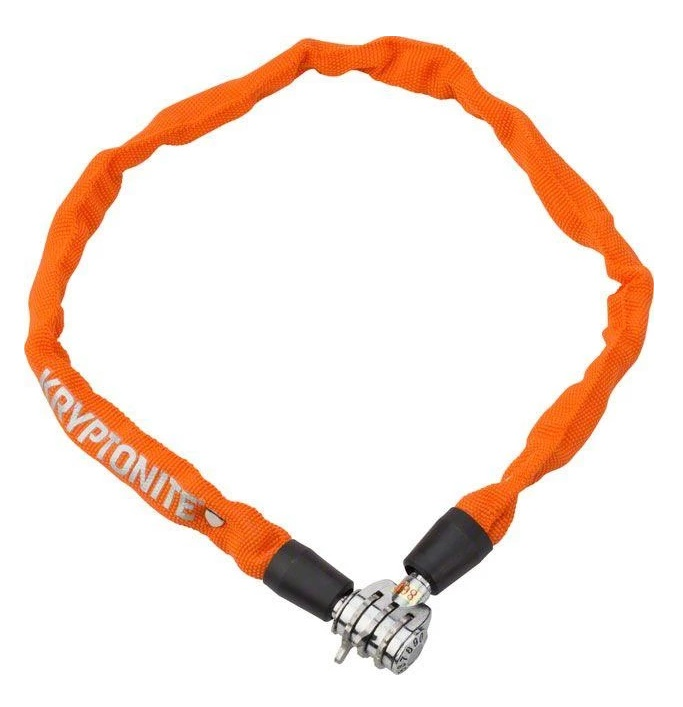 KRYPTONITE - Keeper 411 Combo Chain 4x110 cm Orange