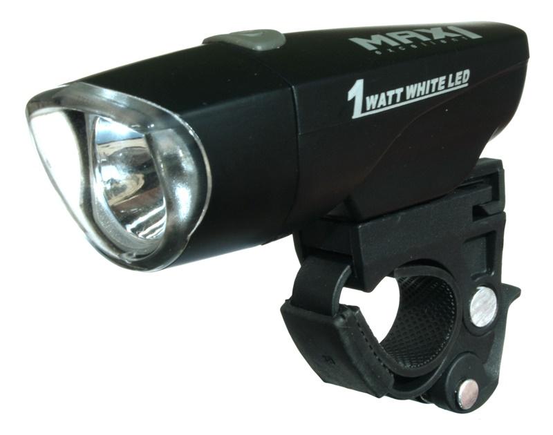 MAX1 - světlo přední Excellent 1WAT LED