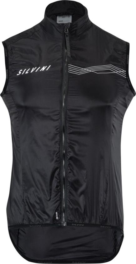 SILVINI - Pánská vesta ultra light Tenno black