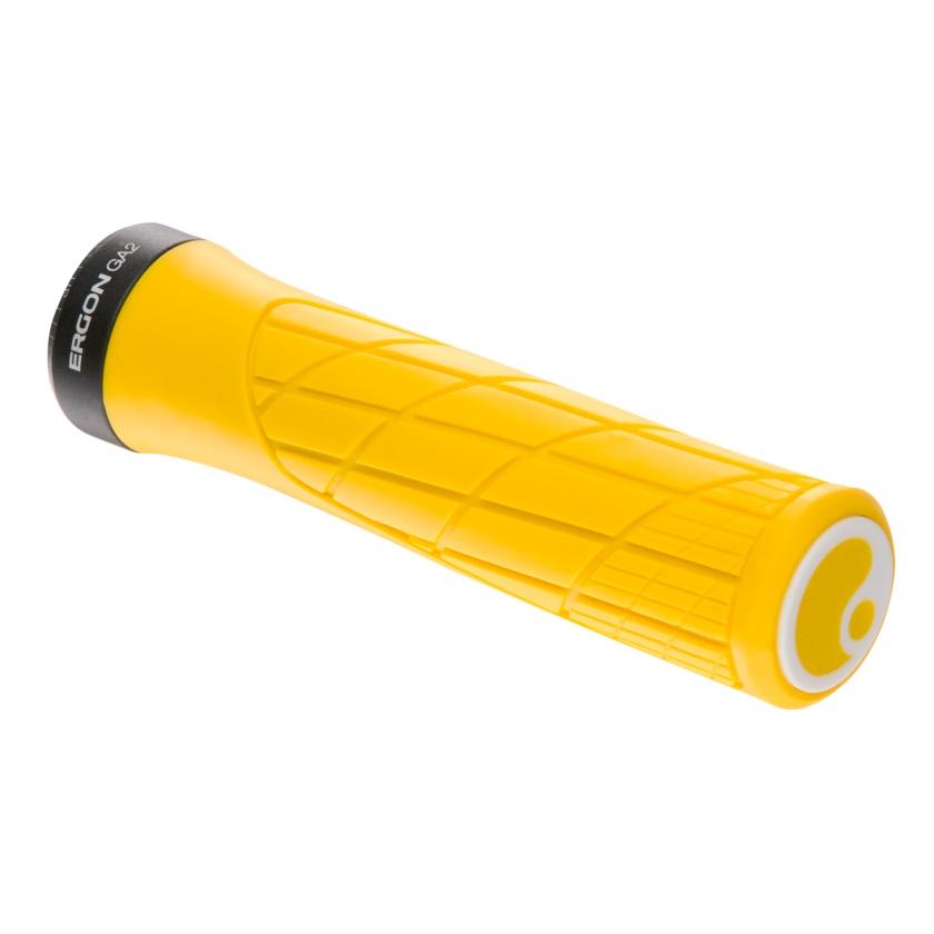 ERGON - gripy All-Mountain GA2 Yellow Mellow