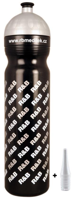 RB - lahev R+B 1 l UNI černá