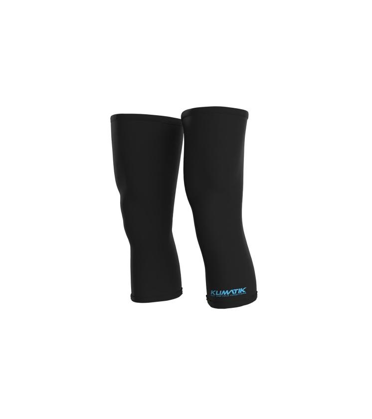 ALÉ - Voděodolné cyklistické návleky na kolena KLIMATIK WINTER K-ATMO