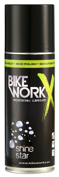 BIKEWORKX - spray Shine Star na obnovu lesku laku