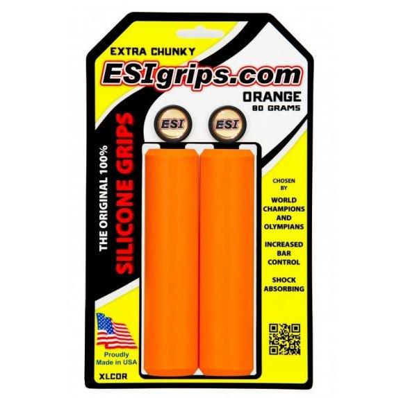 Esi Grips Gripy Chunky Extra 80g oranžová ESI grips