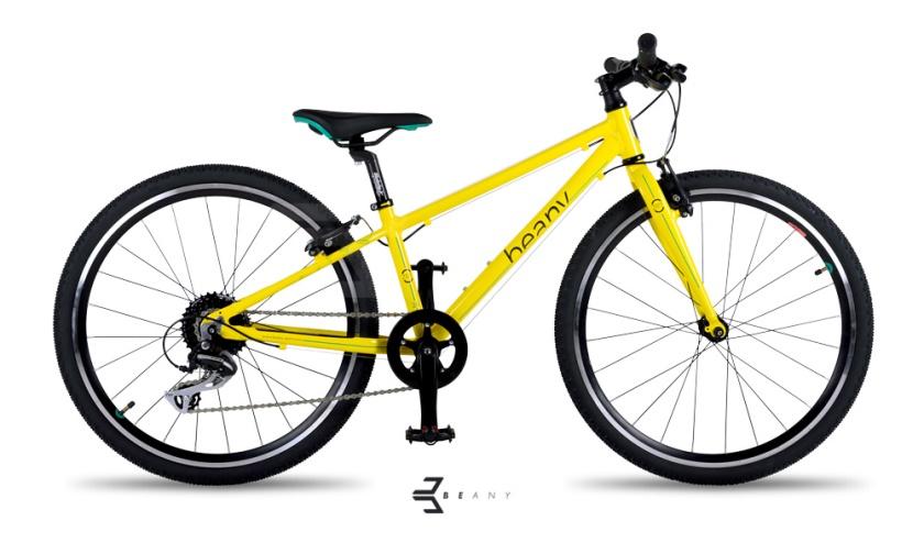 BEANY Zero 24 žlutá