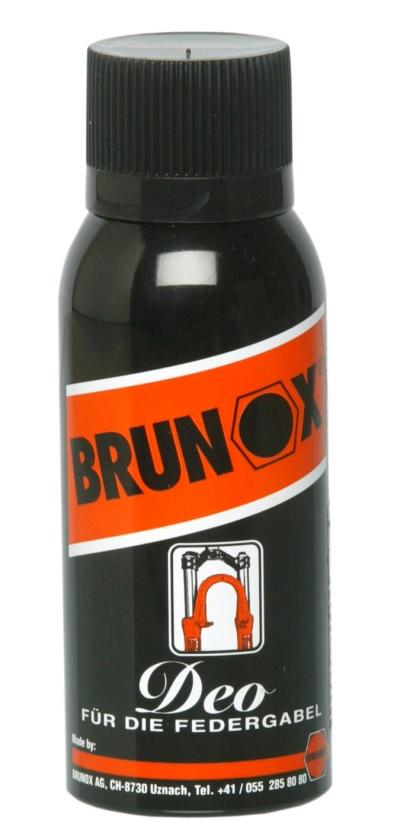 BRUNOX - olej Deo na veškeré vidlice, tlumiče a pružení 100ml