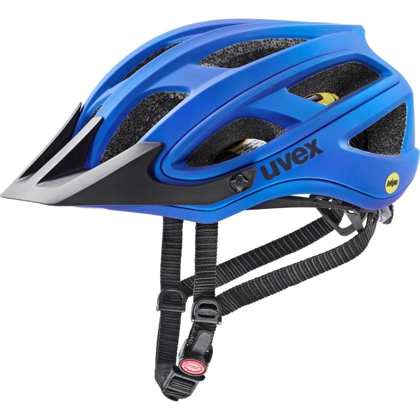 UVEX - helma UNBOUND MIPS TEAL - BLACK MAT