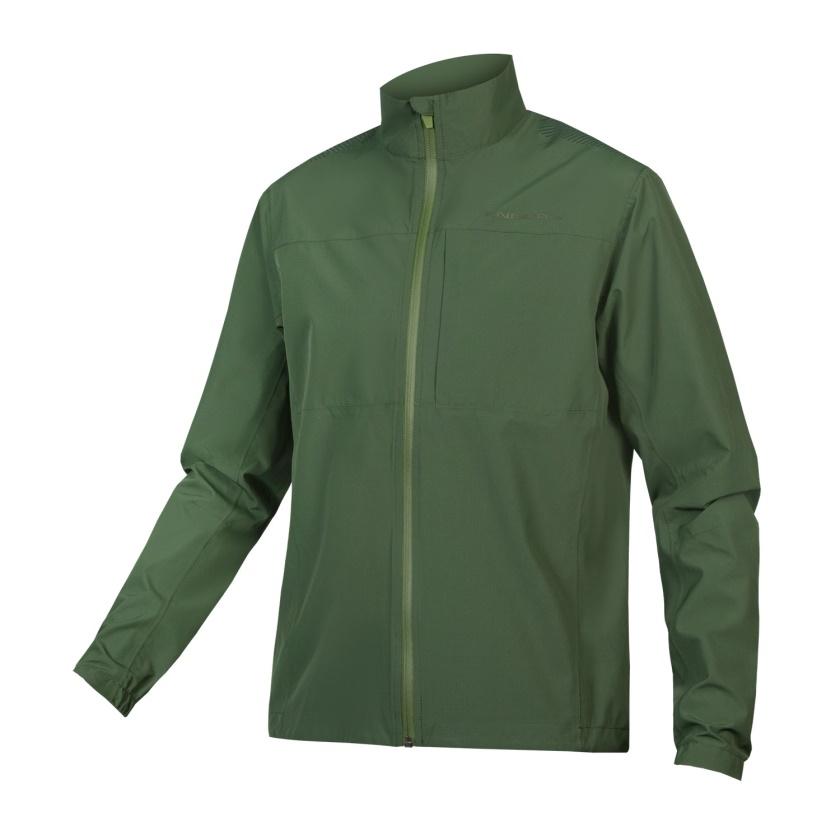 ENDURA - voděodolná bunda Hummvee Lite II lesní zelená
