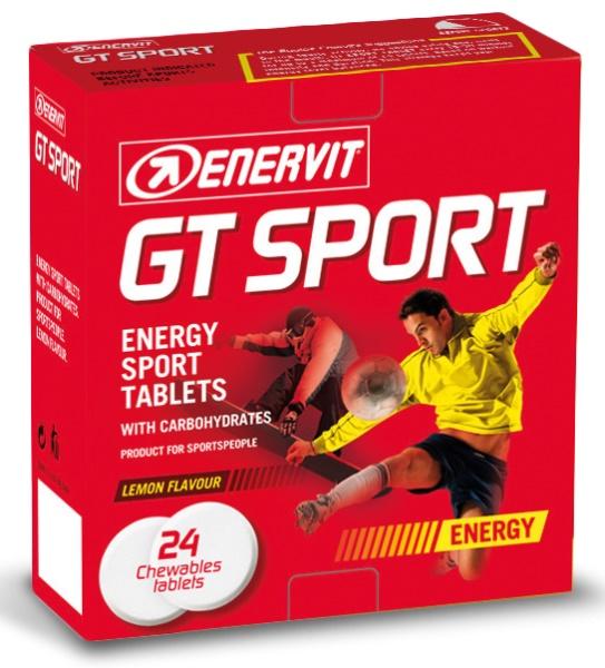 ENERVIT - GT sport citron 4 tablety